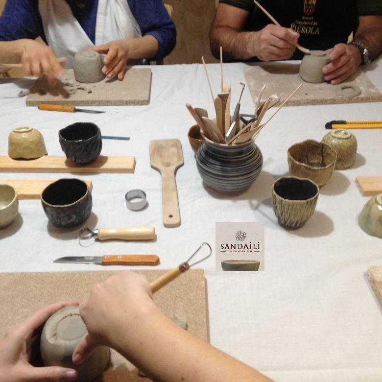 Taller-Yunomis - Cuenco- japonés- té  -cerámica